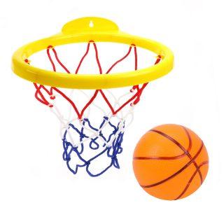 Набор для игры в баскетбол, кольцо 19 см, мяч