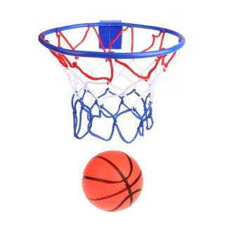 Набор для игры в баскетбол, кольцо 22см, пакет