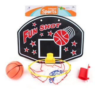 Набор для игры в баскетбол, щит, мяч