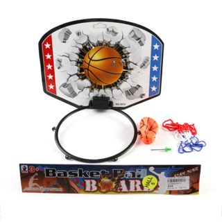 Набор для игры в баскетбол, щит, мяч, игла для насоса