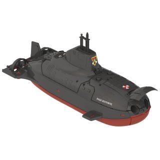 Подводная лодка Илья Муромец