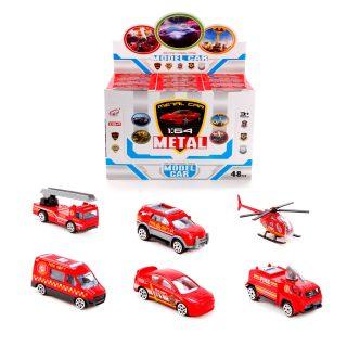 Машина металл., Пожарная техника, дисплей