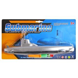 Лодка подводная эл., 32 см, эл.пит.AA*1шт.не вх.в комплект, блистер