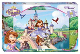 Пазлы maxi 24 Принцесса София