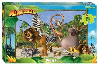 Пазлы макси 24 Мадагаскар - 3