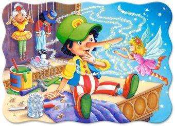 Пазлы 30 MIDI Пиноккио