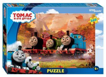 Пазлы 260 Томас и его друзья