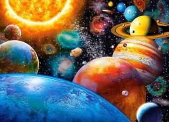 Пазлы 300 Планеты