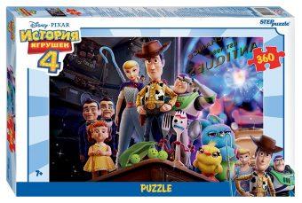 Пазлы 360 История игрушек - 4