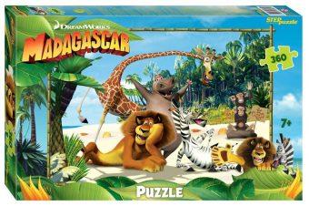 Пазлы 360 Мадагаскар - 3