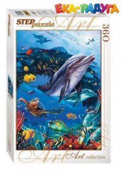 Пазлы 360 Подводный мир