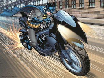 Пазл Super 3D Бэтцикл, 500 детал.