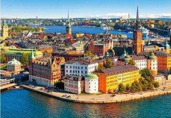 Пазл 500 Стокгольм Швеция