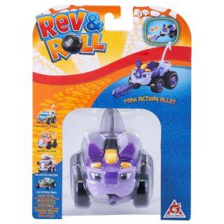 Игрушка Rev_Roll мини машинка - Аллей
