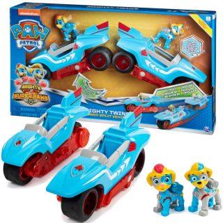 Щенячий патруль Мега-машинка 2 в 1
