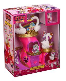 Игр. набор Filly Балерина Лебединый замок
