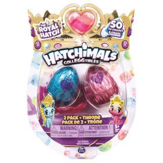 Игр. набор Hatchimals из двух фигурок, в ассорт.