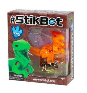 Игрушка Stikbot Динозавр, в ассорт.