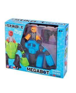 Игрушка Stikbot Мегабот в ассорт.