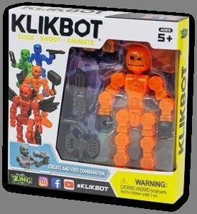 Игрушка Фигурка Klikbot, в ассорт.