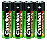 Батарейка AA солевая Camelion
