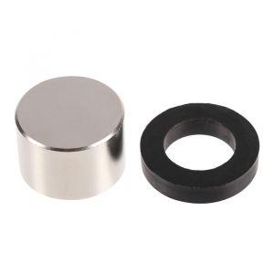 Неодимовый магнит REXANT, диск 45х30 мм, сцепление 100 кг 4370884