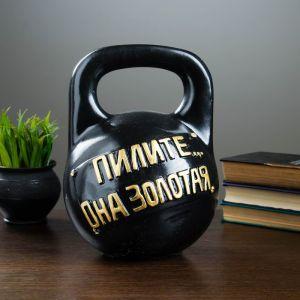"Копилка ""Гиря 16 кг"""