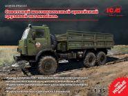 Советский шестиколесный армейский грузовой автомобиль