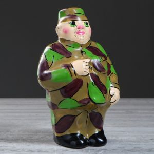 "Копилка ""Охотник"" 22 см"