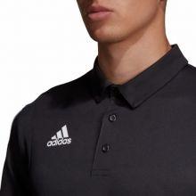 Футболка-поло adidas Tiro 19 чёрная