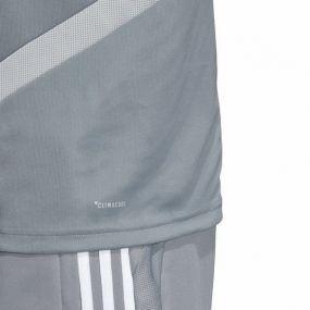 Футболка adidas Tiro 19 серая