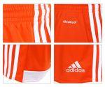 Игровые шорты adidas Regista 14 Shorts оранжевые