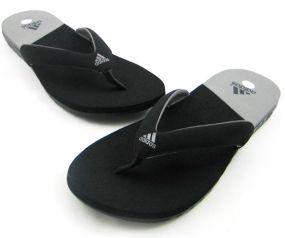 Сланцы adidas Calo 3 чёрные
