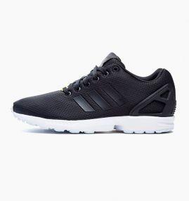 Кроссовки adidas ZX Flux чёрные