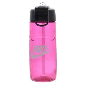 Бутылка Nike T1 flow graphic 16oz спортивная розовая