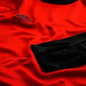 Спортивная кофта adidas Condivo 16 Training Top красная