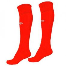 Гетры Umbro Men's Sock красные