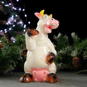 """Копилка """"Веселая корова"""" 37х17х18см 5066379"""
