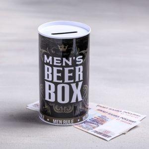 Копилка «Beer box»