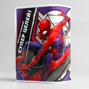 """Копилка прямоугольная """"Для достижения супер целей"""", Человек-паук   3839993"""