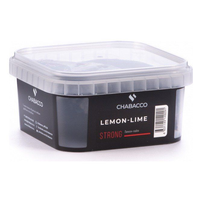 Lemon-Lime (Лимон - Лайм)