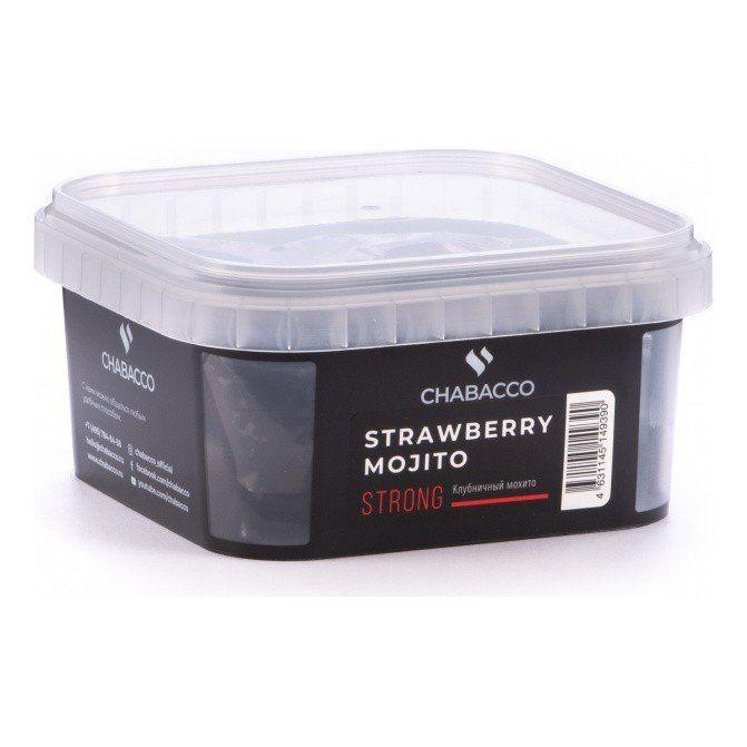 Strawberry Mojito (Клубничный Мохито)