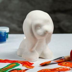 "Копилка-раскраска ""Собачка Мило"" малая, керамика"