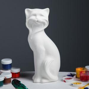 """Копилка -раскраска """"Кошка Матильда"""", под роспись, 27 см"""