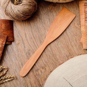 Лопатка кухонная блинная, можжевельник 862876