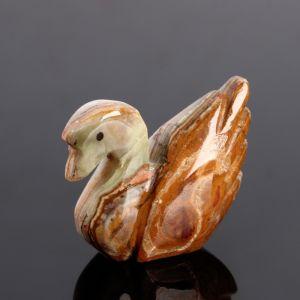 Сувенир «Лебедь», оникс 4864971