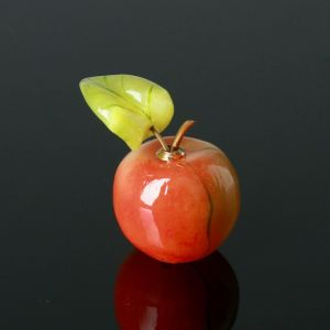 Сувенир «Яблоко», мини, 4,5?5 см, селенит 1462639
