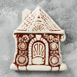 """Сувенир-подвесной для изготовления оберега """"Дом с хозяйкой"""" 4965632"""
