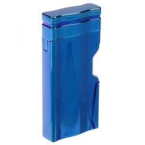 """Зажигалка электронная """"Другое измерение"""", USB, дуговая, синяя, 7.5х12 см 3283690"""