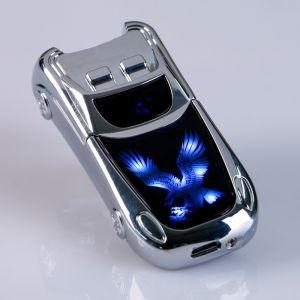 """Зажигалка электронная """"Парящий орел"""", в подарочной коробке, USB, дуговая, 3.2х7.6 см   4503200"""